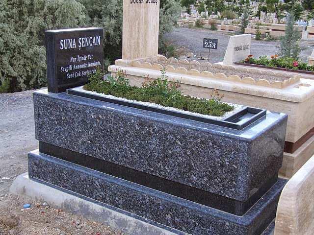 Karşıyaka Ankara Granit Mezar Fiyatları