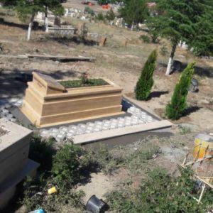 Etimesgut Ankara Özel Yapım Mezar Fiyatları