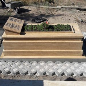 Cebeci Ankara Özel Yapım Mezar Fiyatları