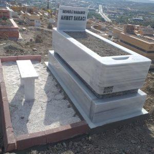 Yuvaköy Blok Mezar Modelleri