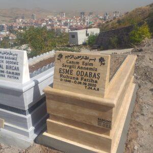 Adana Beşlik Mezar Modelleri