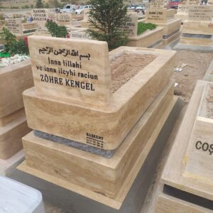 Diyarbakır Blok Mezar Modelleri